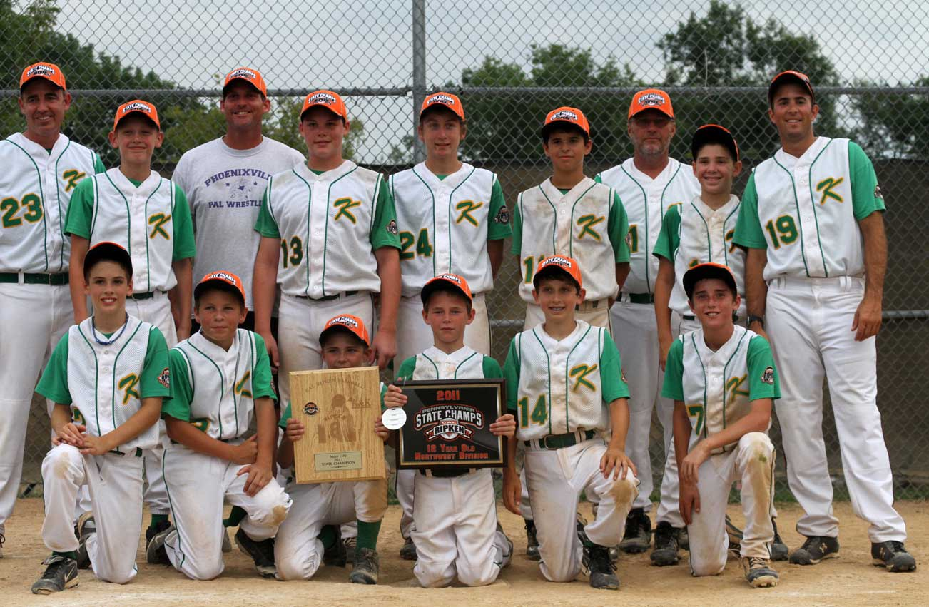 2011 12 year old state champs